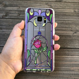 Enchanted Rose Samsung Galaxy Case