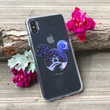 kisses under the stars phone case