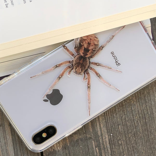 Realistic Tarantula iPhone Case