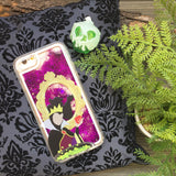Evil Queen Glitter iPhone Case