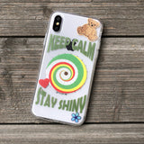 Stay Shiny iPhone Case