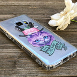 All Mad Here Cheshire Cat Samsung Galaxy Case