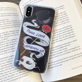 True Love Conquers All iPhone Case