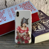Miss Red Riding Hood iPhone Case
