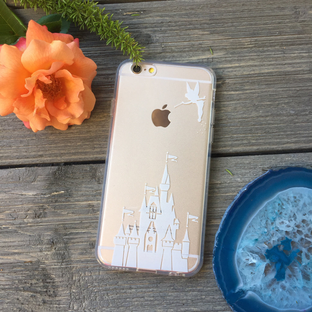 iPhone Magic Kingdom Case (white)