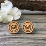 wolverine cuff links