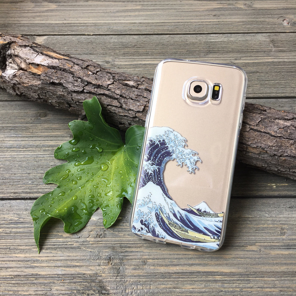 Hokusai Great Wave Samsung Galaxy Case
