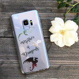Mother of Dragons Samsung Galaxy Case