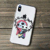 sally voodoo doll iphone case