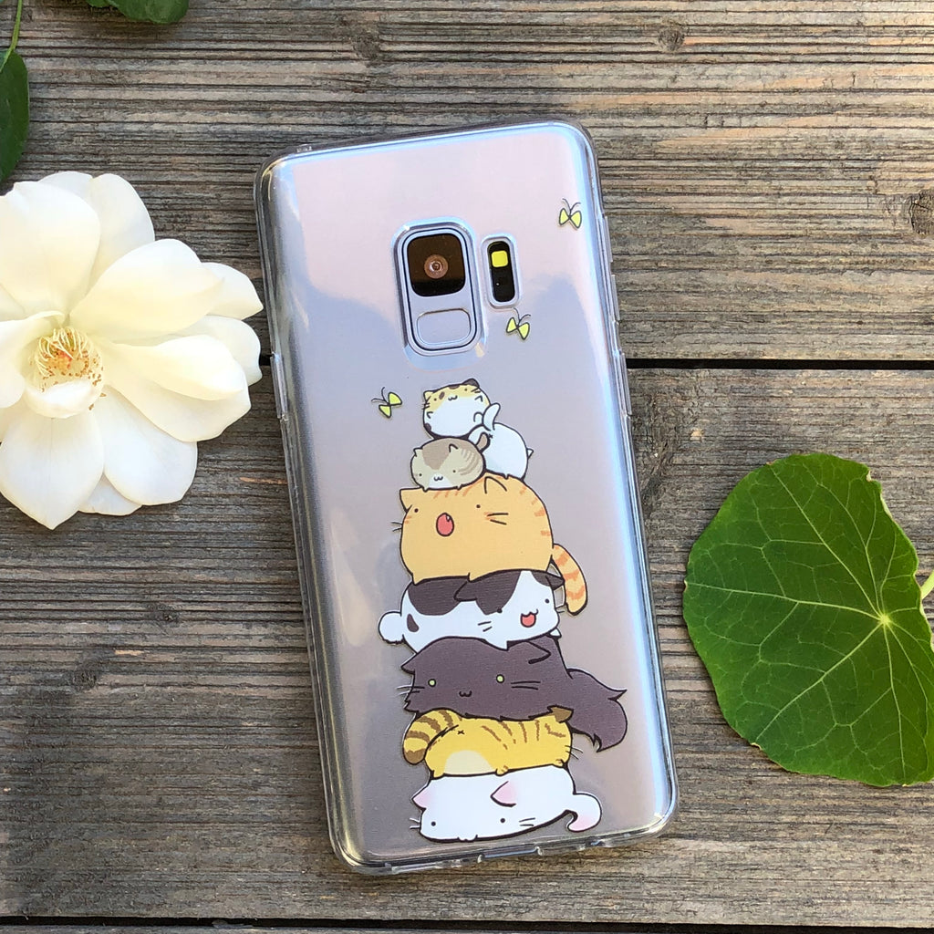 Stack O' Cats Samsung Galaxy Case