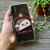 I'm Nacho Type iPhone Case