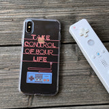 Take Control iPhone Case