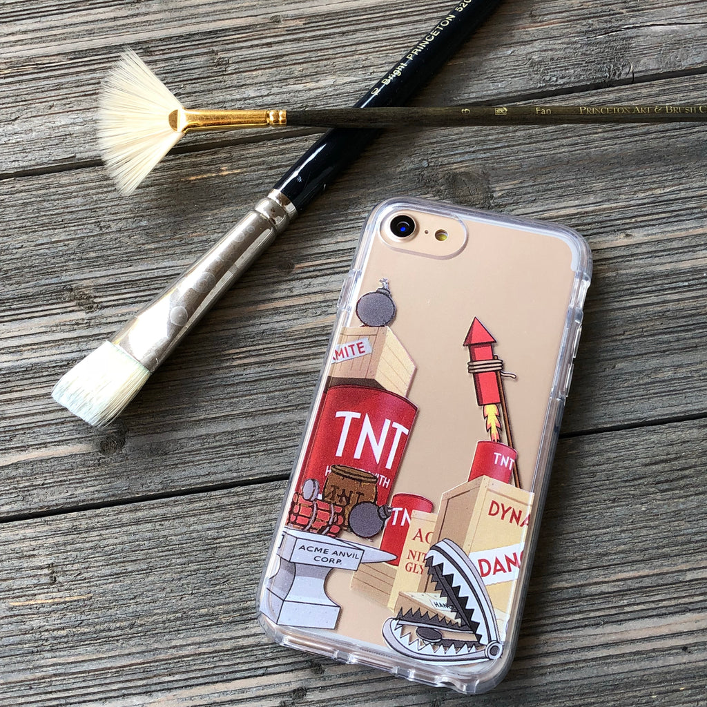 Acme Trick Props iPhone Case