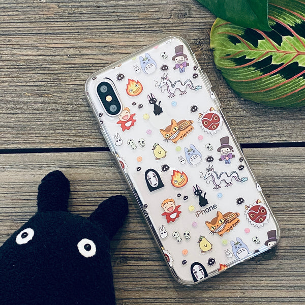 iPhone Case - Anime Friends