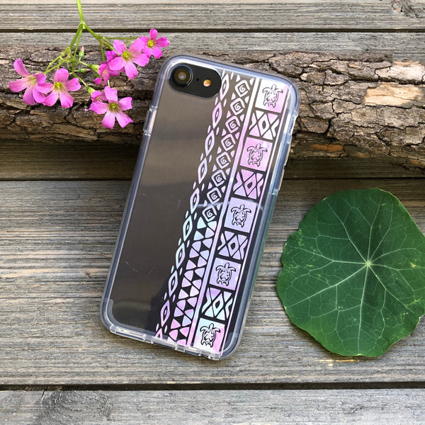 Pastel Tribal Pattern iPhone Case