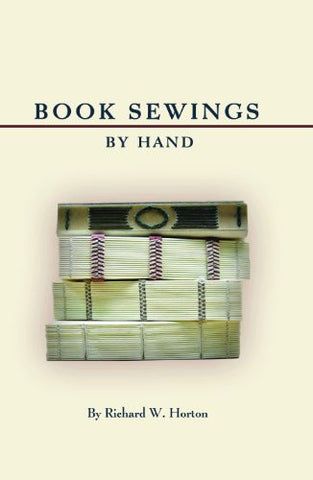Book Sewings by Hand