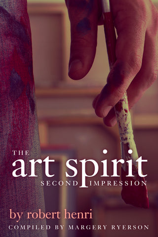 The Art Spirit [Hardcover]