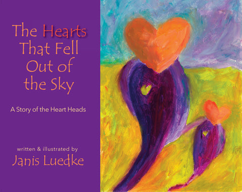 The Hearts That Fell Out of the Sky: A Story of the Heart Heads Paperback – March 23, 2020
