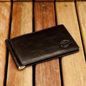 CAPTAIN CLIP BLACK/GOLD LTD EDITION WALLET