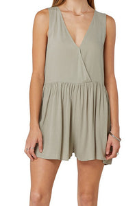 Elwood WOMENS SYD JUMPSUIT SAGE GREEN...Last Ones Available - Elwood 101