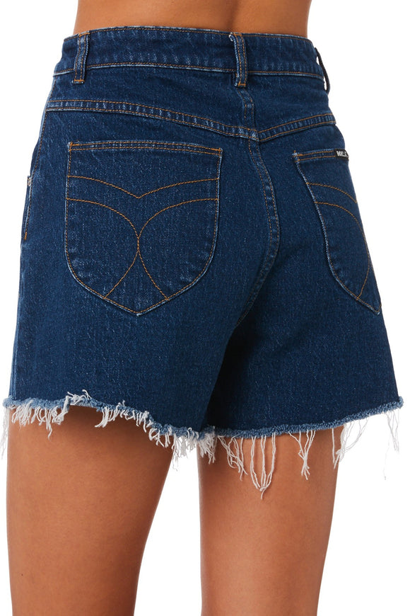 Rollas WOMENS MIRAGE SHORT ECO VICKY BLUE