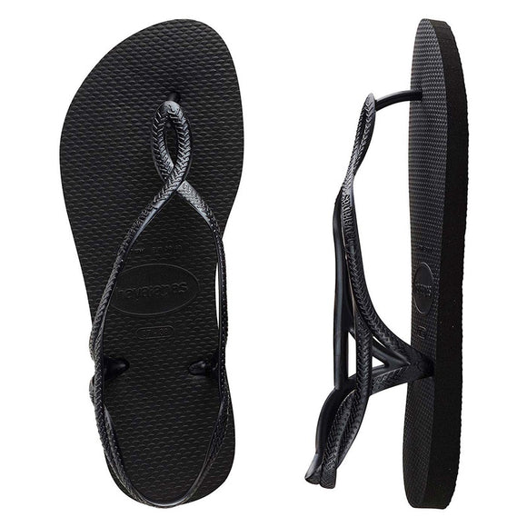 Havaianas WOMENS LUNA BLACK SANDALS
