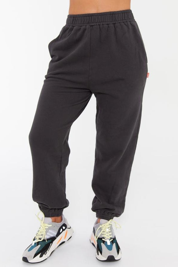 Bayse Brand WOMENS 90's JOGGER - CHARCOAL - Elwood 101