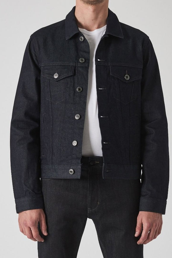 Neuw TYPE ONE DENIM JACKET DRY