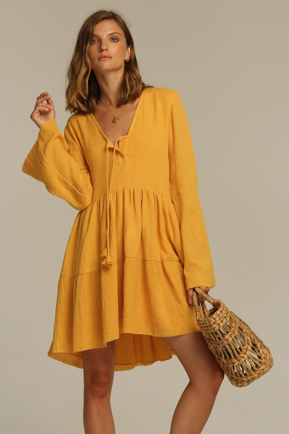 Rue Stiic TUCSON DRESS HONEY