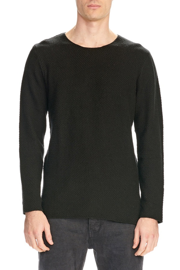 Neuw MENS JOHNNY KNIT BLACK