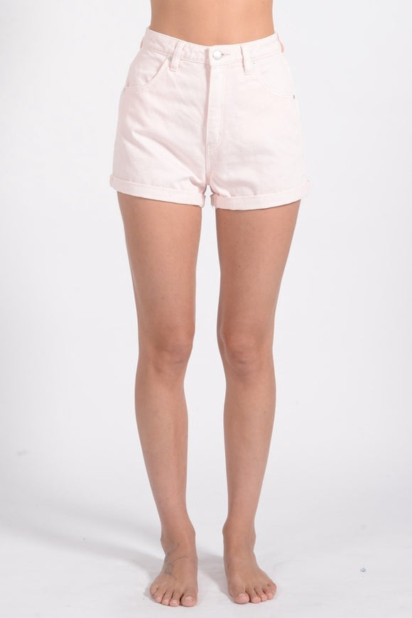 ROLLAS DUSTERS SHORT FADED PINK
