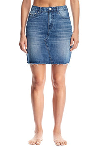 Res Denim ADORE DENIM SKIRT REVERED
