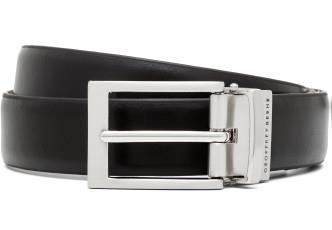 Geoffrey Beene REVERSIBLE LEATHER BELT GBB01
