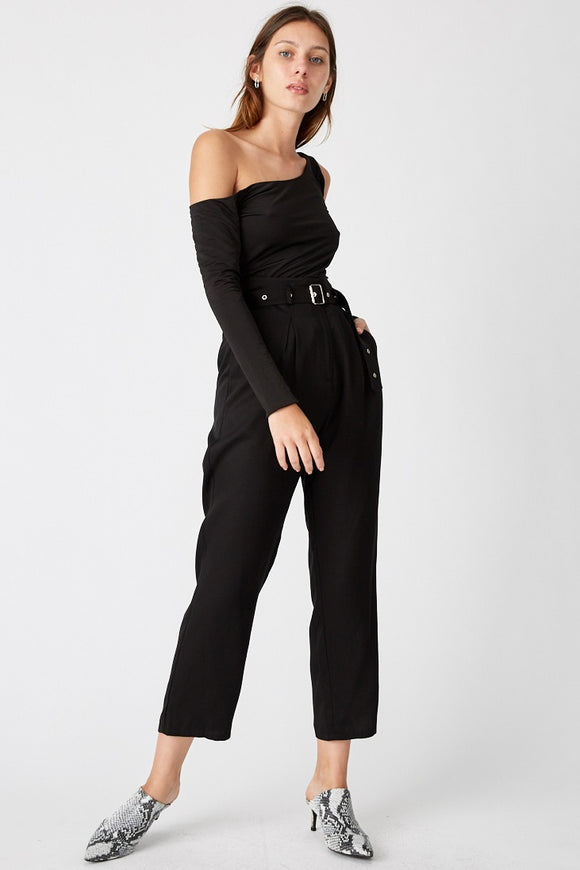 Third Form WOMENS SKY HIGH TROUSER BLACK...Last Pair Available - Elwood 101