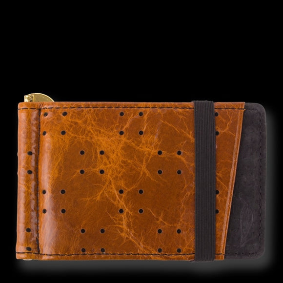 Orchill ARMADA MENS LEATHER WALLET CORINTHIAN - Elwood 101