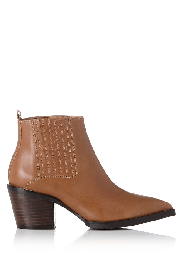 Alias Mae JUNE BOOT TAN BURNISHED