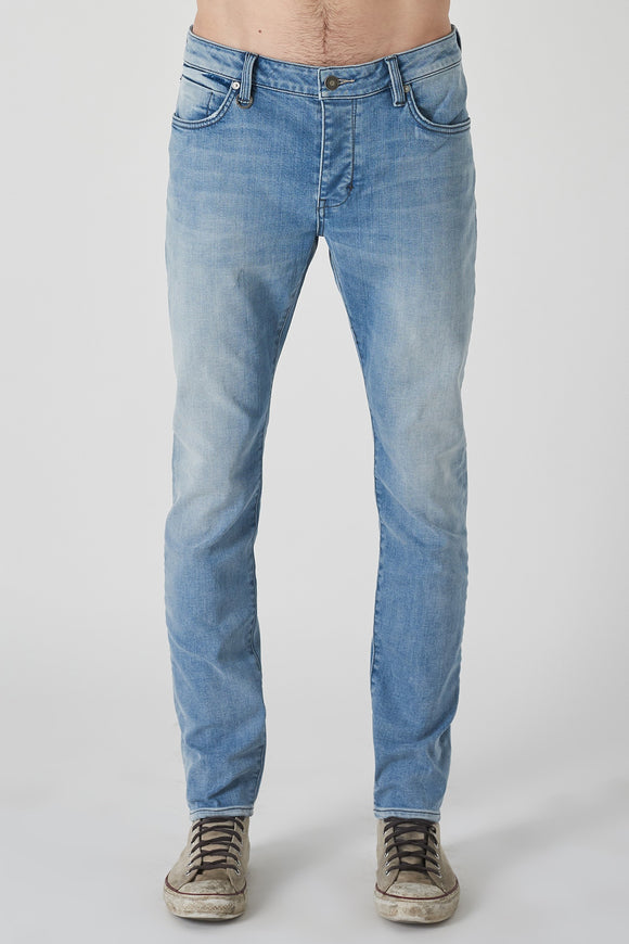 Neuw Denim -IGGY Skinny Jeans. Rara Blue Denim