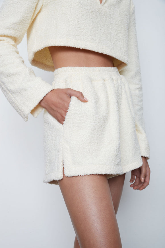 Atoir WOMENS THE SANTA MONICA SHORTS - PAPYRUS