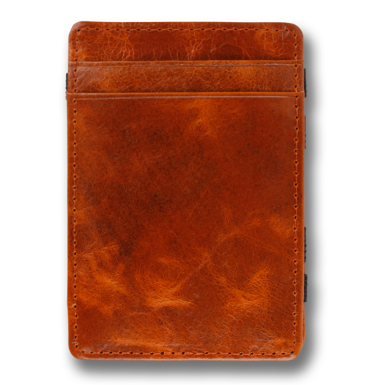Orchill MAGIC LEATHER WALLET CORINTHIAN - Elwood 101