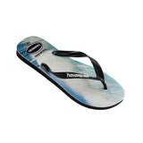 Havaianas PHOTO PRINT (THE RIGHT) BLACK/BLACK/BLUE MALE