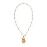 Jolie & Deen WOMENS ANITA NECKLACE - GOLD...FREE POSTAGE Details Below - Elwood 101
