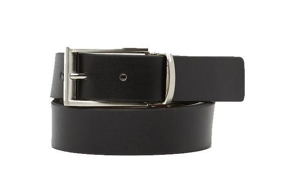 Loop Leather Co THE SANDWICH GUY REVERSIBLE BELT - Elwood 101