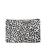 Status Anxiety WOMENS MAUD WALLET SNOW CHEETAH