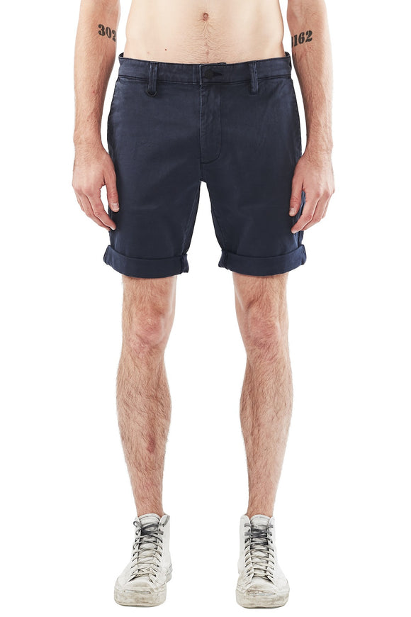 Neuw MENS CODY TAPERED SHORT NAVY - Elwood 101