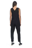 Neuw DYLAN ONE PIECE JUMPSUIT BLACK