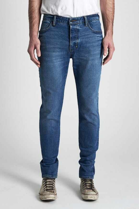 Neuw MENS RAY TAPERED JEANS ZERO JONES