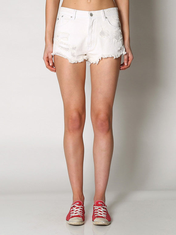 Res Denim TINY DANCER CUTOFF SHORTS....Last Pair Available - Elwood 101
