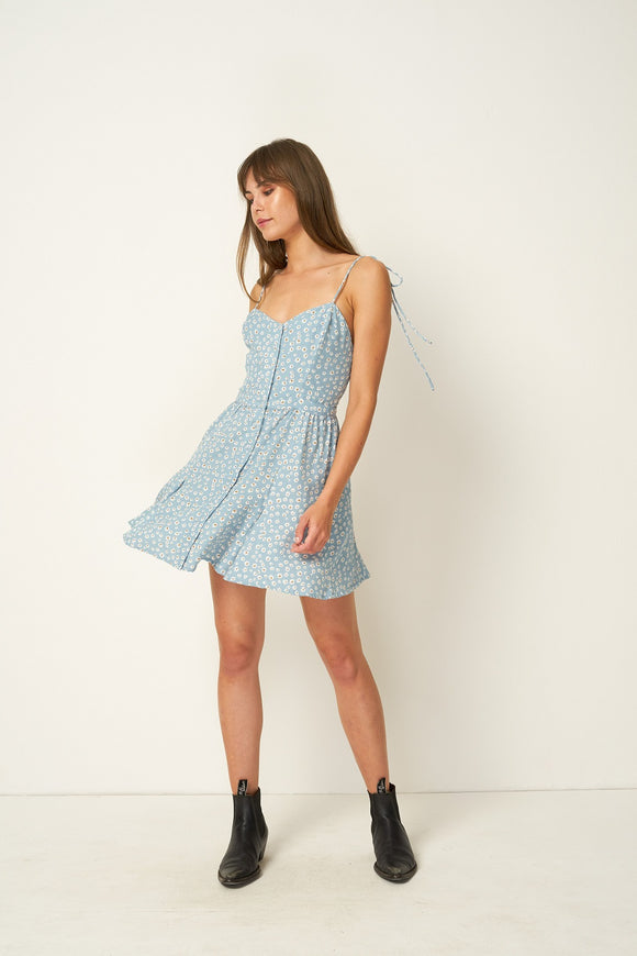 Rue Stiic PALMDALE MINI DRESS COLORADO DAISY