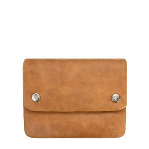 Status Anxiety WOMENS NORMA WALLET TAN LEATHER - Elwood 101