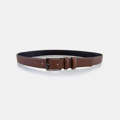 Loop Leather Co MENS SHARP AS TAN LEATHER BELT - Elwood 101